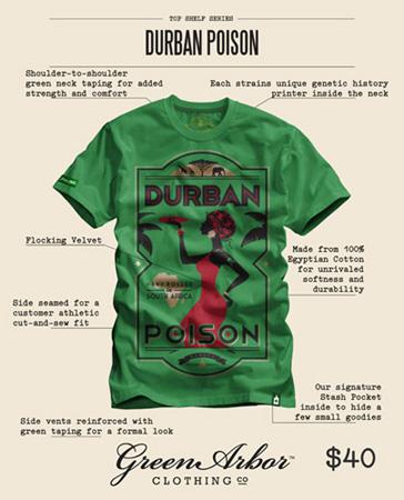 Durban poison T Shirt